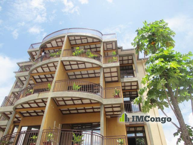 Apartment For Rent Kinshasa Gombe Building Downtown