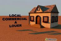 A louer Local commercial - Quartier Commercial Kinshasa Lemba