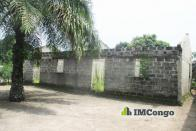For Sale Unfinished house - Neighborhood Talangay Kinshasa Nsele