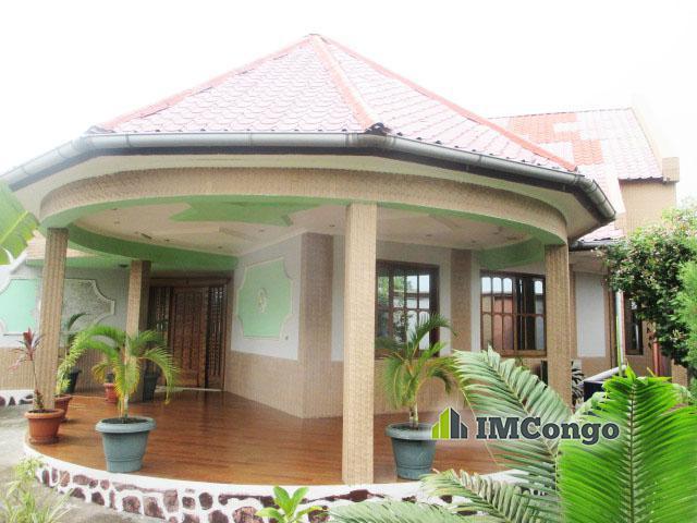 Maison villa kofutela kinshasa nsele ndako na biloko for Achat maison kinshasa