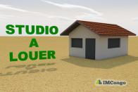 For rent Studio - Neighborhood Résidentiel Kinshasa Limete