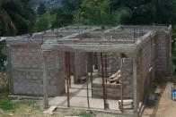 For Sale Unfinished House - Neighborhood Righini Kinshasa Lemba