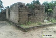 For Sale Unfinished House - Neighborhood Libération Kinshasa Selembao