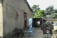 For Sale Unfinished house - Neighborhood Hérady Kinshasa Selembao