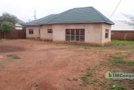 For Sale House in finish - Golf faustin Lubumbashi Lubumbashi