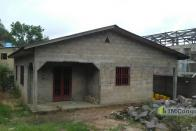 For Sale Unfinished house - Cité-Verte  Kinshasa Selembao