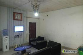 A vendre Maison - Quartier Kinsuka pecheur  kinshasa Ngaliema