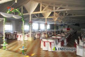 A louer Salle de Fête - Panafricaine kinshasa Selembao