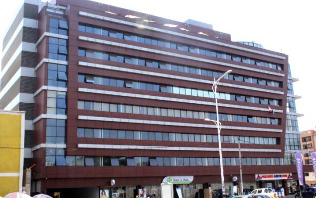 IMCongo - INFINITY Center