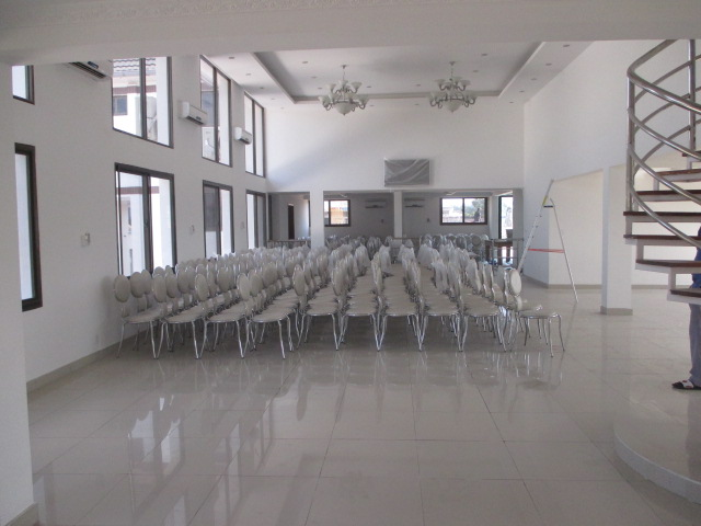 A louer Salle de Fête - Le Baron Kinshasa Matete