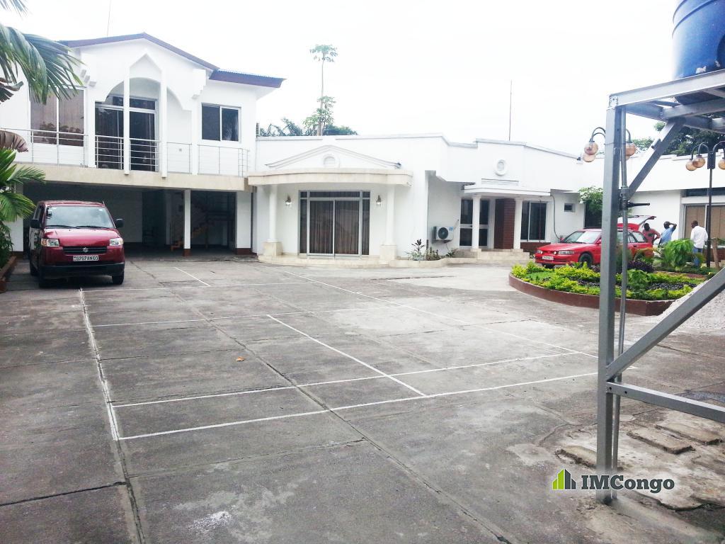 A louer Villa de standing meublée - Quartier Résidentiel  Kinshasa Limete