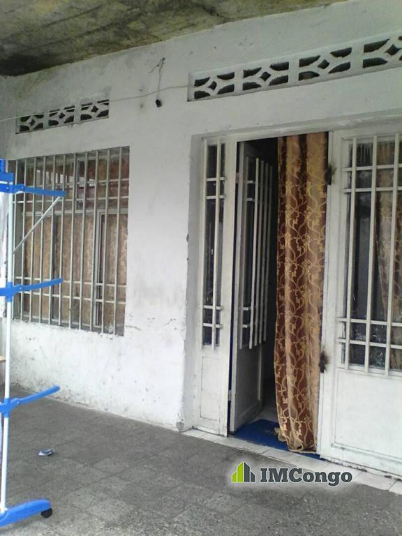 A vendre Maison - Quartier Sans fil Kinshasa Masina