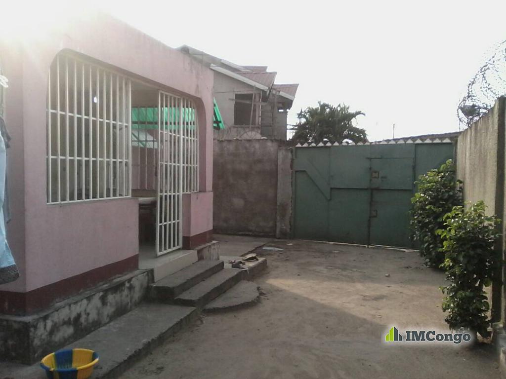 Yaku uzisha Nyumba - Mtaa Mama Yemo Kinshasa Mont-Ngafula