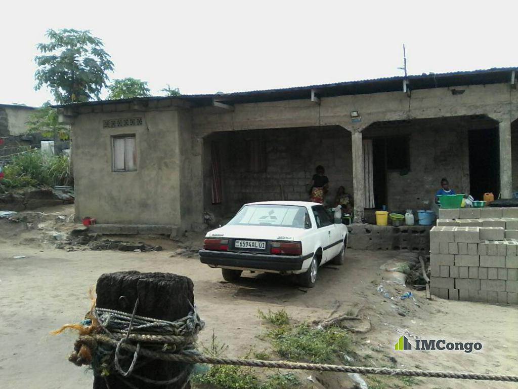 Yaku uzisha Nyumba - Mtaa Mazamba Kinshasa Mont-Ngafula