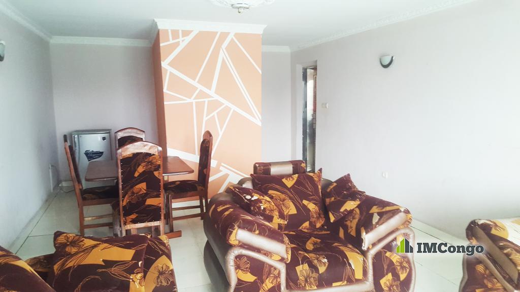 A louer Appartement meublé - Quartier Golf  Kinshasa Gombe