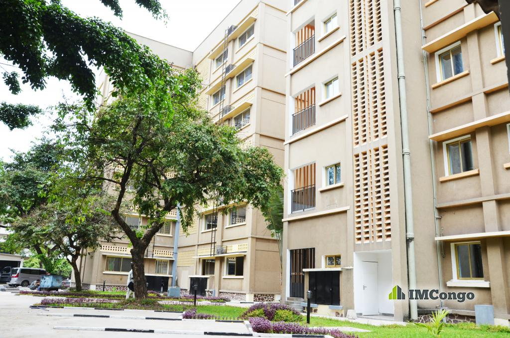 A louer Complexe d'appartements - Centre-ville Kinshasa Gombe