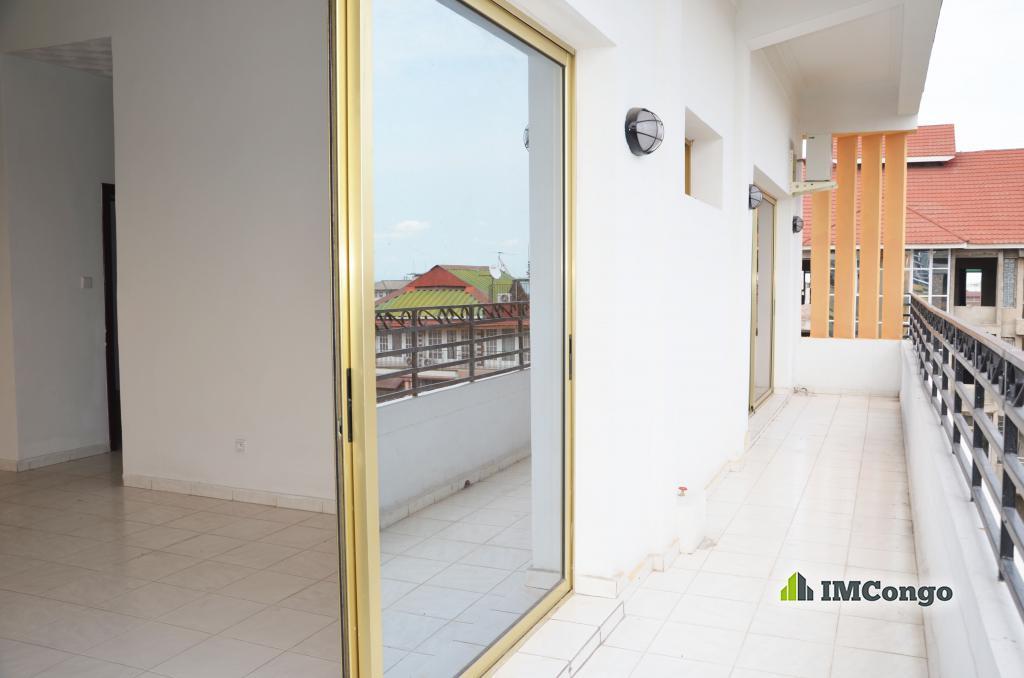 A louer Appartement - Centre ville  Kinshasa Gombe