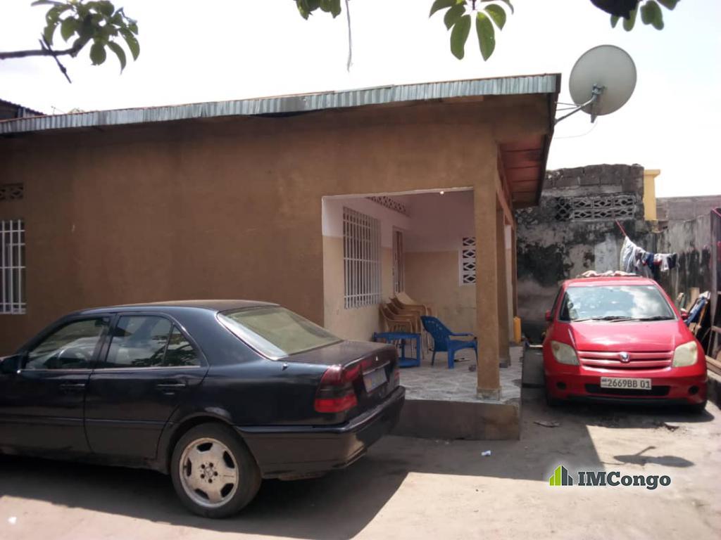 Yaku uzisha Nyumba - Mtaa Salongo Sud Kinshasa Lemba