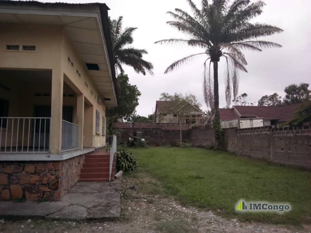 Yaku uzisha Nyumba - Mtaa Binza-Pigeon Kinshasa Ngaliema