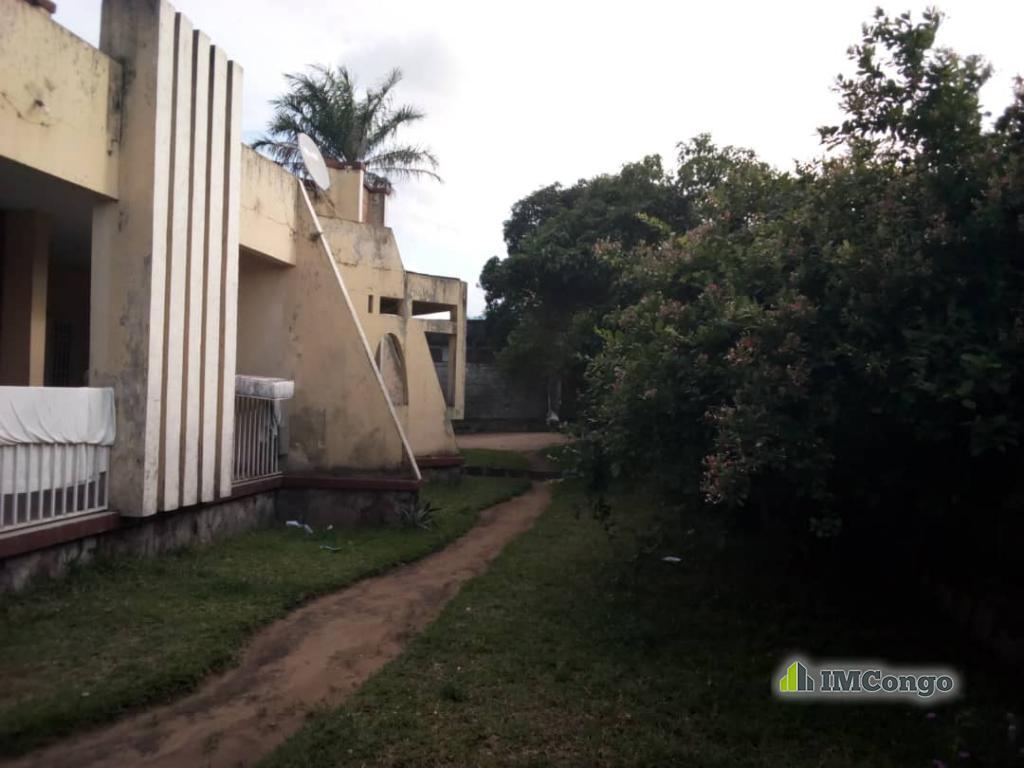 Yaku uzisha Nyumba - Mtaa UPN Télécom  Kinshasa Ngaliema