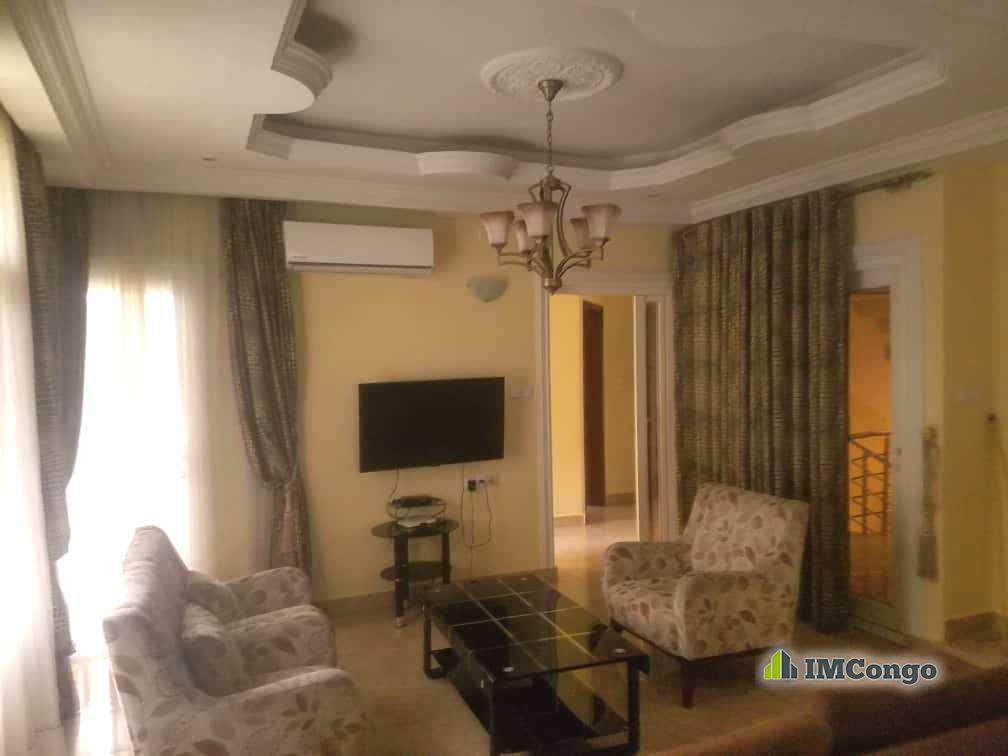 A louer Appartement meublé - Socimat   Kinshasa Gombe
