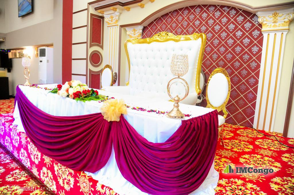 A louer Salle de Fête - Les Béatitudes Kinshasa Lemba
