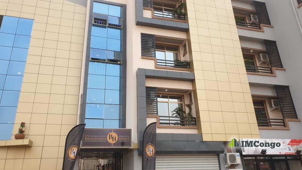 A louer Hôtel - Le Béatitudes  Kinshasa Lemba