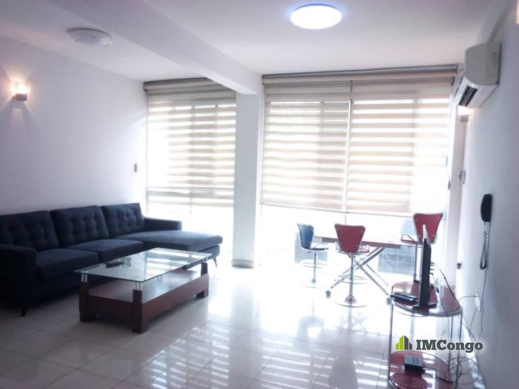 A louer Appartement meublé - Quartier Beau-Vent Kinshasa Lingwala