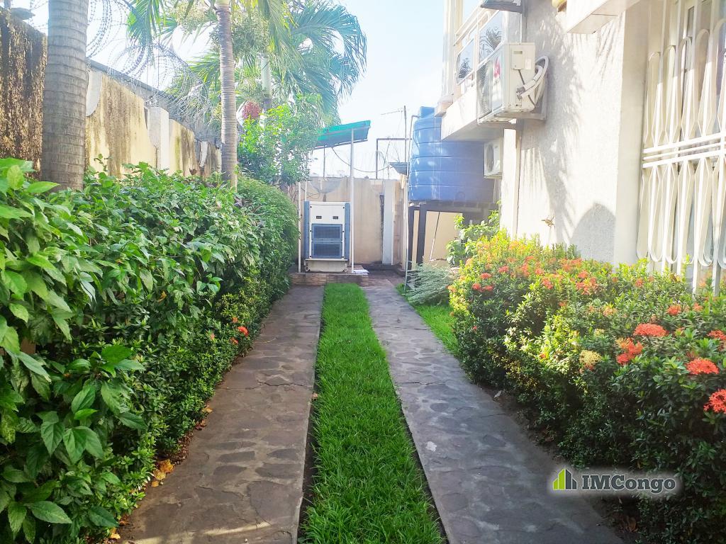 A louer Appartement meublé - A 2 pas de 24 Novembre Kinshasa Lingwala
