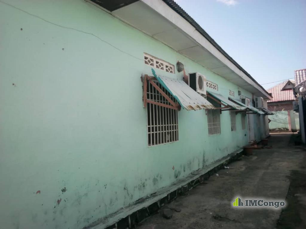 Yaku uzisha Nyumba - Mtaa Mimosas Kinshasa Ngaliema