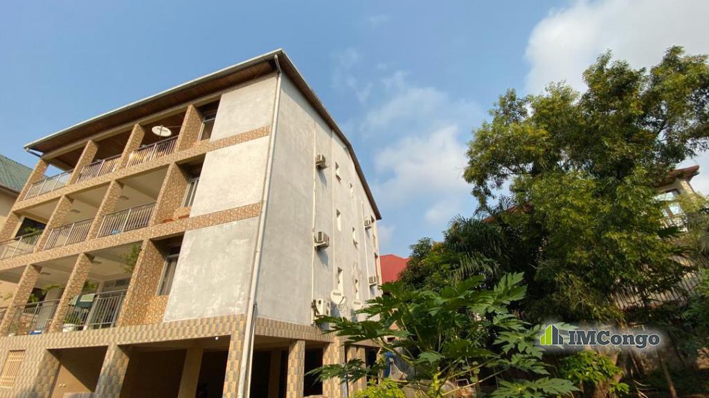 Yaku uzisha Immeuble - Quartier Météo Kinshasa Ngaliema