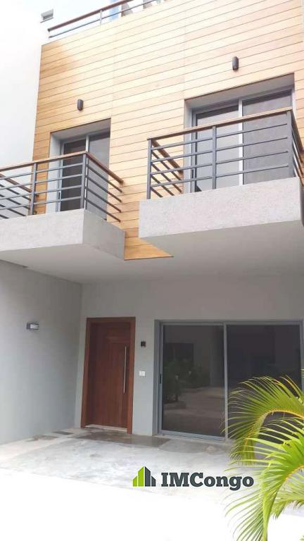 A louer Maison moderne - Centre-Ville  Kinshasa Gombe