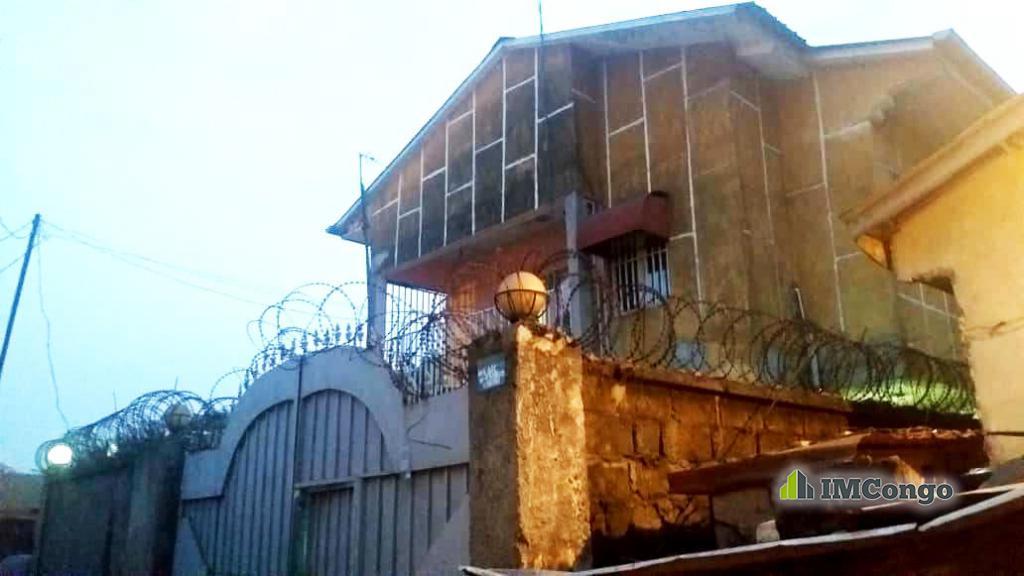 Yaku uzisha Nyumba - Mtaa 12  Kinshasa Ndjili