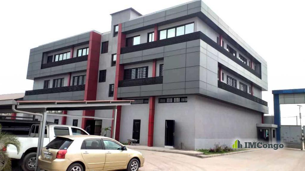 Yaku panga Office - Poid Lourd Kinshasa Limete