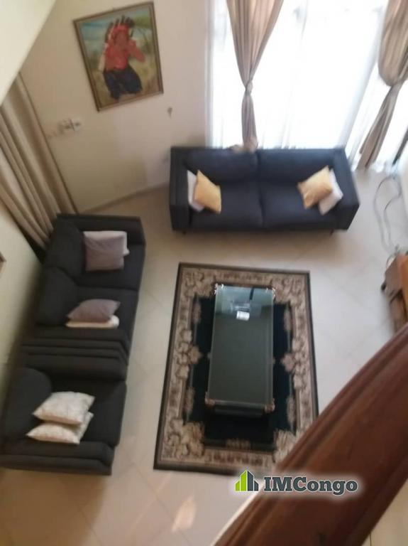 A louer Appartement meublé - Quartier Socimat Kinshasa Gombe