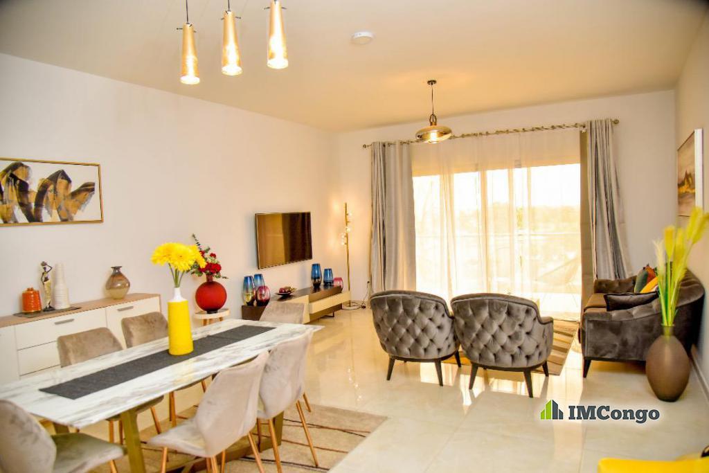 Yaku uzisha Apartment - Centre Ville Kinshasa Gombe