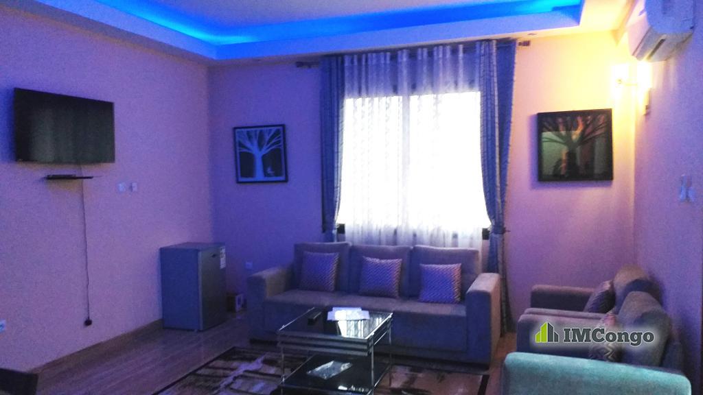 A louer Appartement meublé - Quartier Du 30 Juin Kinshasa Lingwala