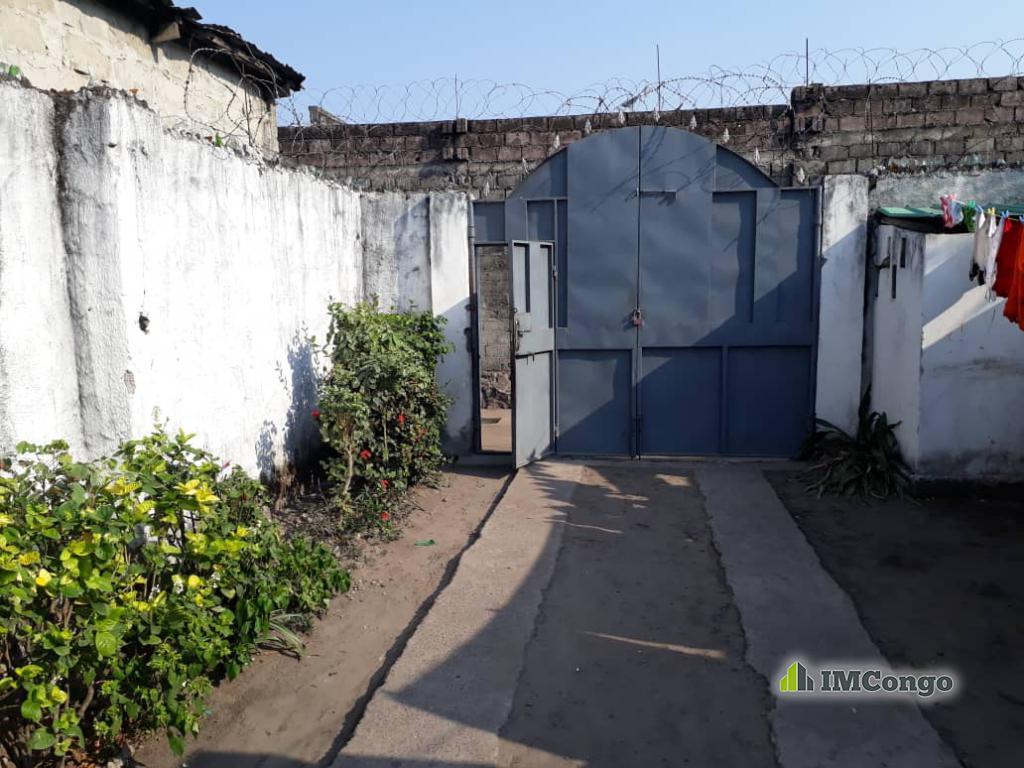 A vendre Parcelle - Quartier Kingabwa Kinshasa Limete