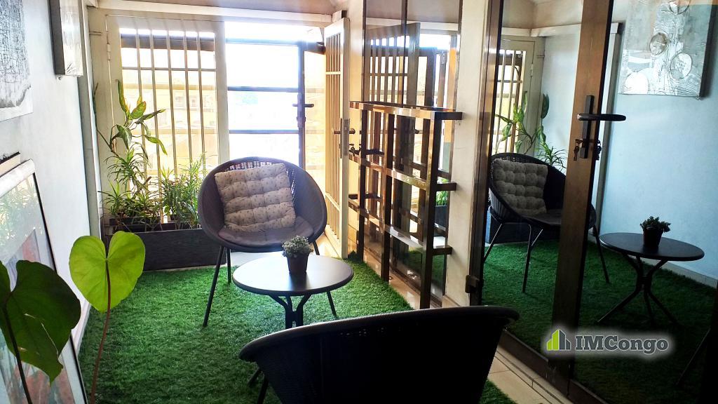A louer Appartement meublé - Quartier Itimbiri Kinshasa Kintambo