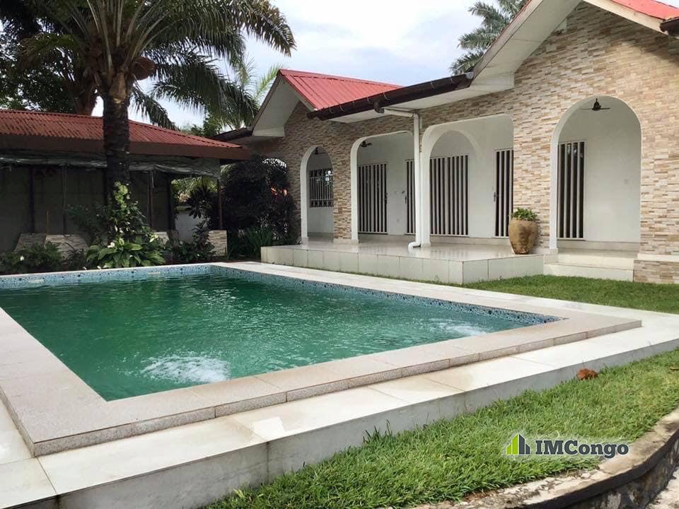 A vendre Villa - Centre-ville Kinshasa Gombe