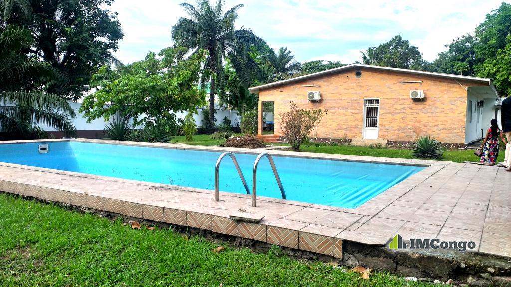 A louer Villa - Centre-ville Kinshasa Gombe