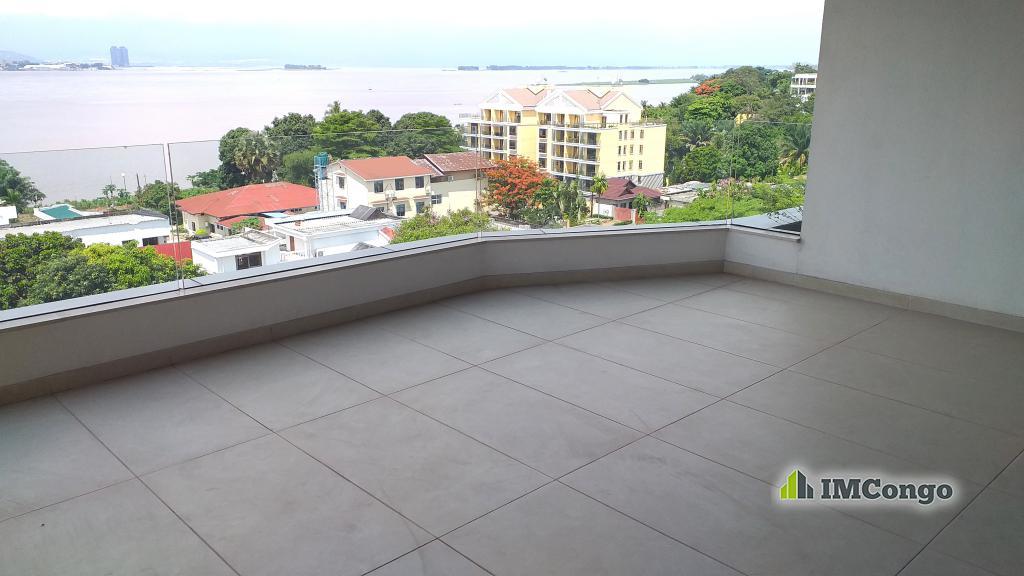 A louer Appartement neuf de standing - Centre-Ville  Kinshasa Gombe