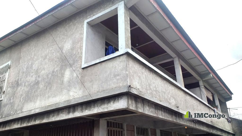 A vendre Appartement - Quartier Mombele  Kinshasa Limete