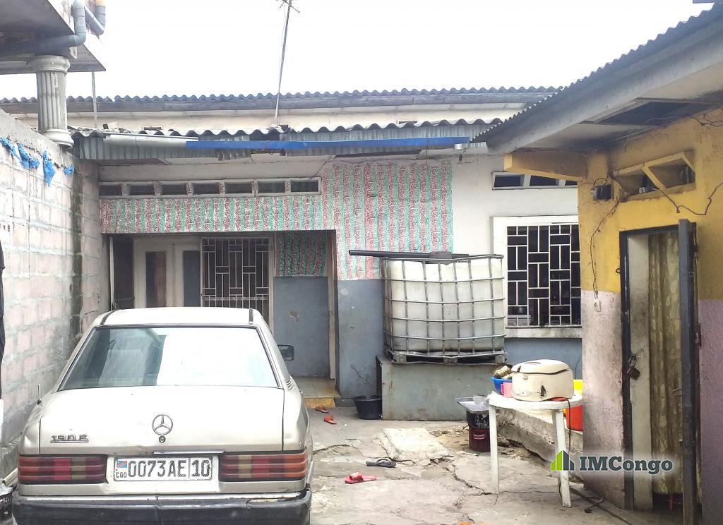 A vendre Maison - Quartier Mateba (Mombele)  Kinshasa Limete