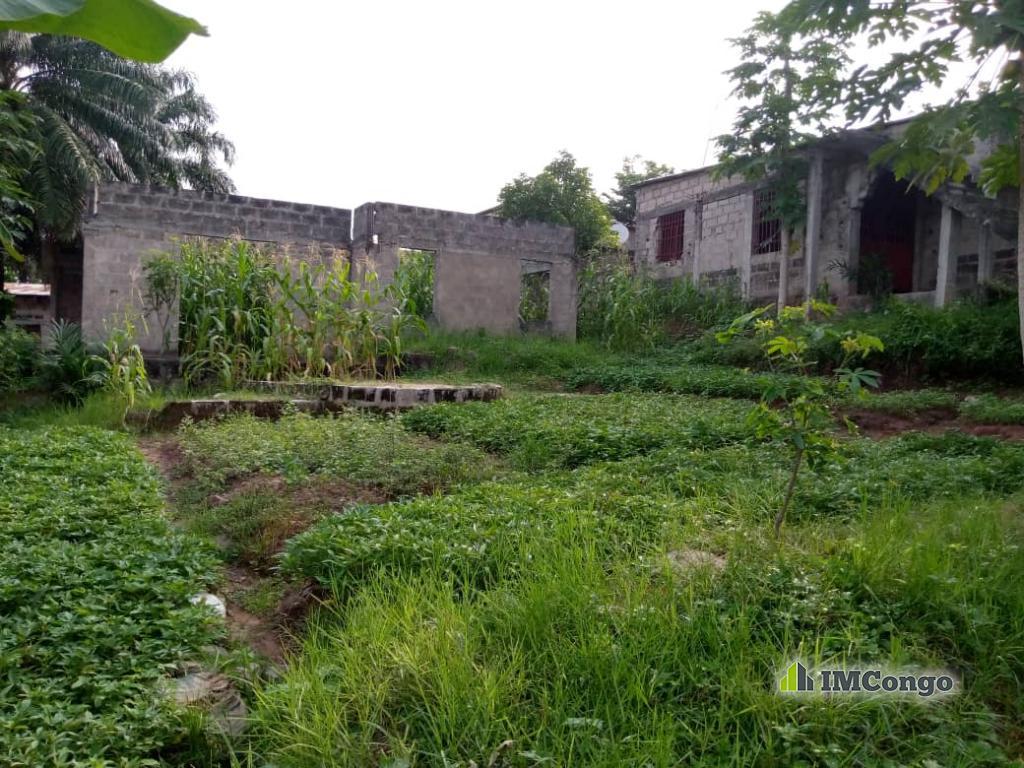Yaku uzisha Nyumba - Mtaa Mbudi Kinshasa Mont-Ngafula