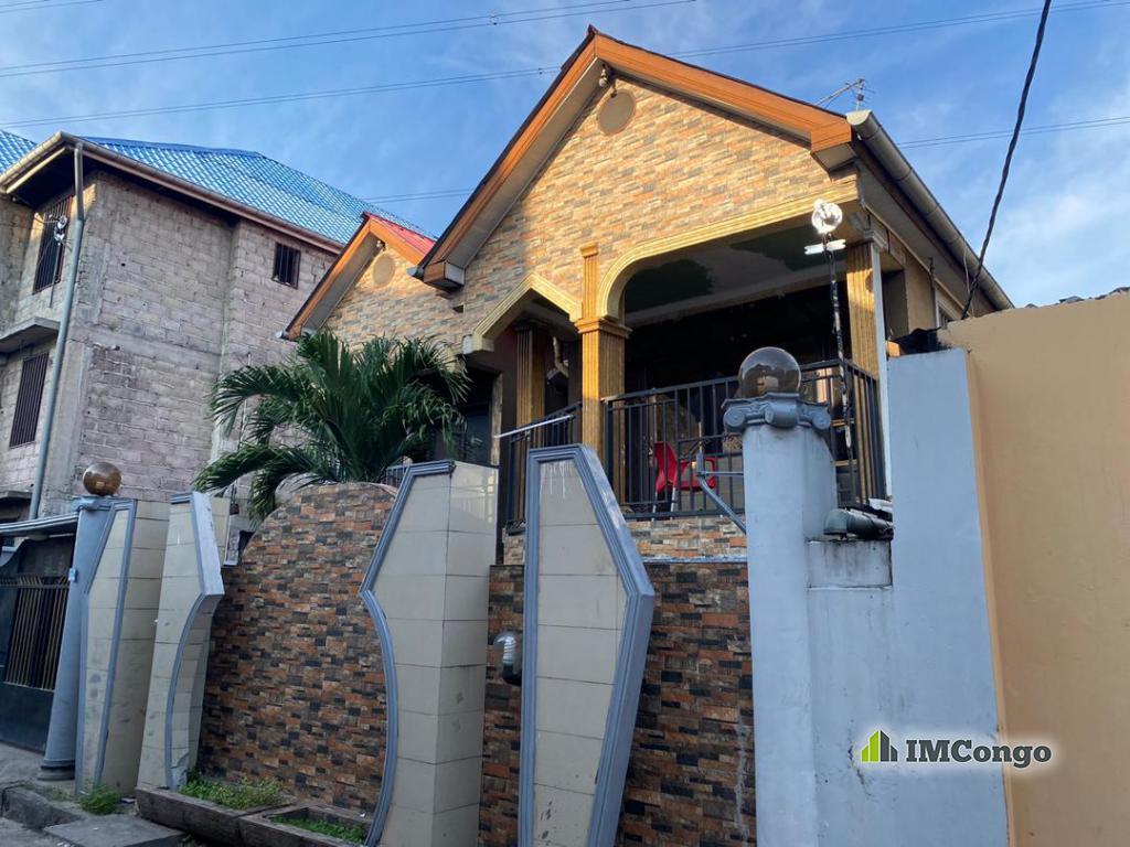A vendre Maison - Quartier Industriel Kinshasa Limete