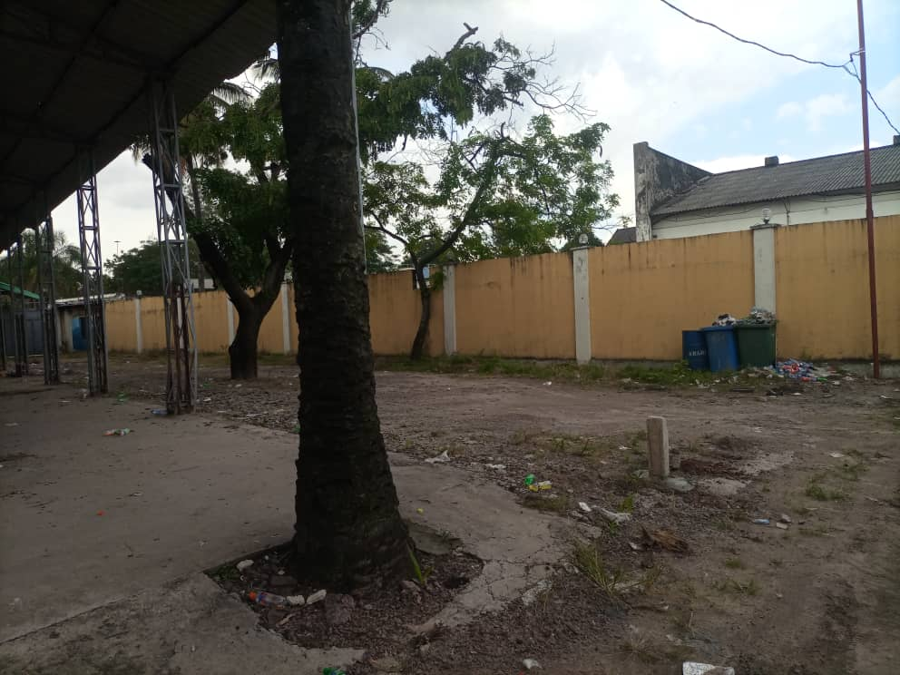 A vendre Terrain (Morcellement) - Quartier Industriel Kinshasa Limete