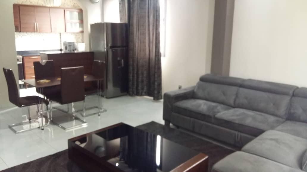 A louer Appartement meublé - Quartier Chanic Kinshasa Ngaliema