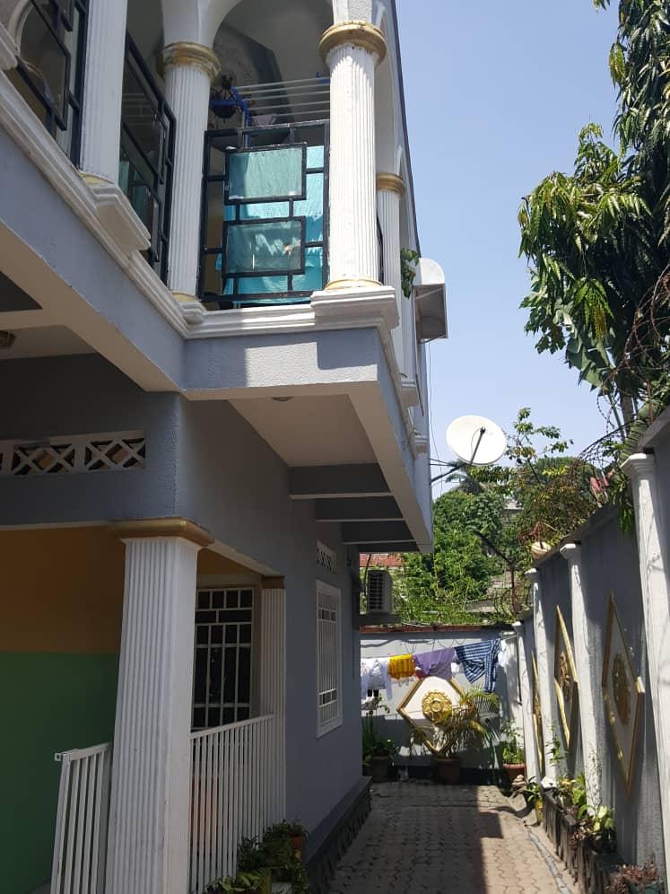A vendre Maison - Quartier Kinsuka-Pêcheurs  Kinshasa Ngaliema