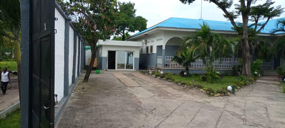 A louer Villa - Quartier Socimat Kinshasa Gombe